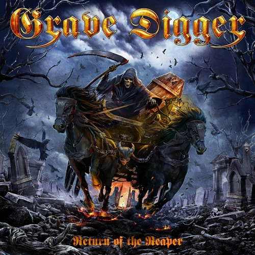 GRAVE DIGGER - Season Of The Witch