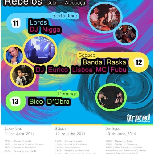 FESTAS REBELOS 2014