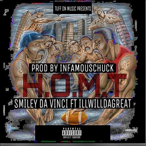 Smiley DaVinci - Hustle On My Turf ft Illwill Da Great prod by InfaMousChuck