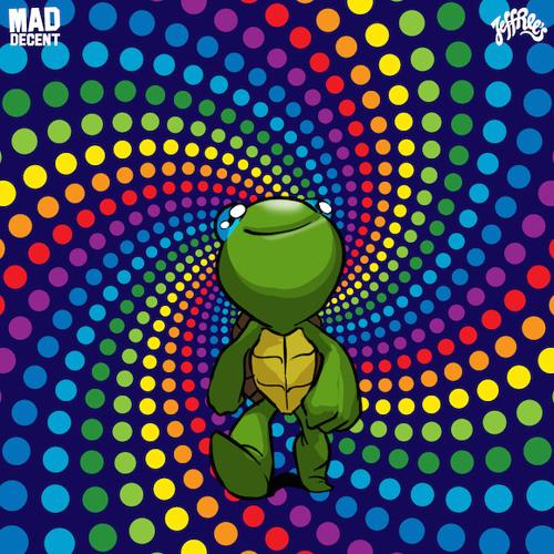 Trippy Turtle - Trippy's Theme (feat. Spank Rock) [TWRK Remix]