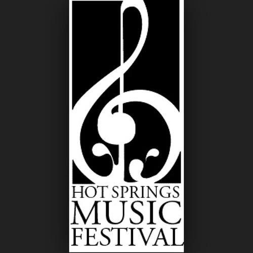Barber Violin Concerto, Op. 14, I. Allegro - Hot Springs Music Festival 2014