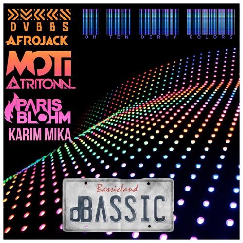 Afrojack Vs DVBBS Vs Tritonal & Paris Blohm Vs Karim Mika - OH Ten Dirty Colors (dBΛSSIC Edit) by dBΛSSIC