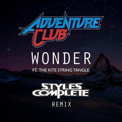 Adventure Club - Wonder (STyles