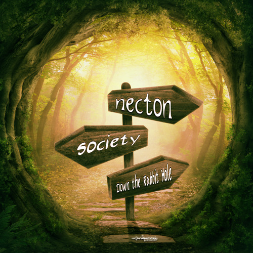 Necton – Down The Rabbit Hole [ovnicd091] - (Ovnimoon Records)