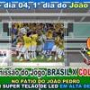 JP 2014 - VINHETA JOGO BRASIL X COLOMBIA DIA 4