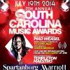 2014 SOUTH CAROLINA MUSIC AWARDS RADIO COMMERCIAL