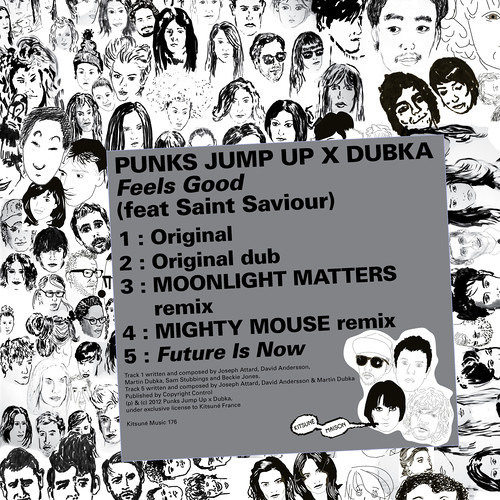 Punks Jump Up X Dubka feat Saint Saviour - Feels Good