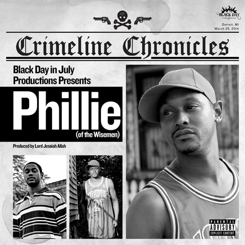 Crimeline Chronicles Ft. Alius Pnukkle & Kasan Da Julah