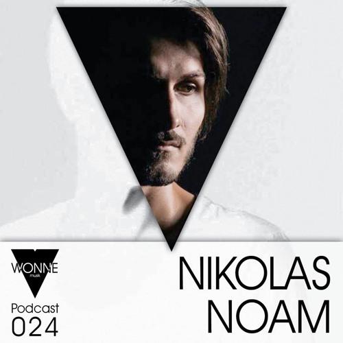 WONNEmusik - Podcast 024 - Nikolas Noam