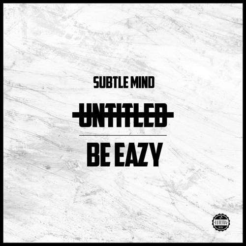 Subtle Mind - Untitled / Be Eazy (LUTETIA016) [FKOF Promo]