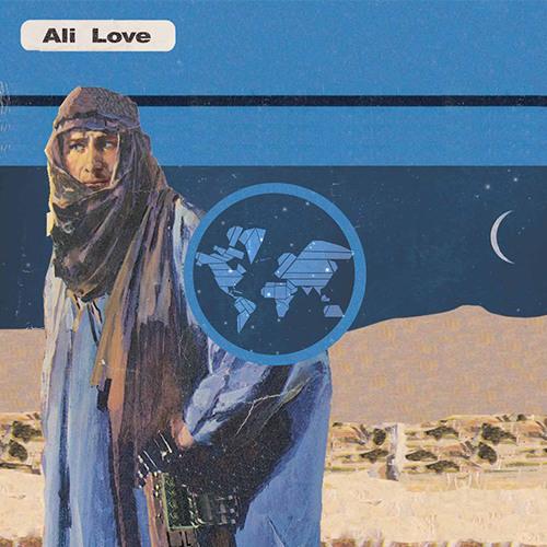 CRM128 Ali Love - Deep Into The Night (Club Mix)