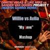My Love For Project T Martin Garrix Remix (Willie & Avila Mashup) With Nigga Intro