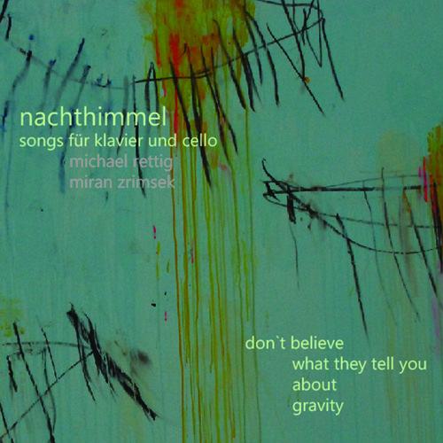 NACHTHIMMEL - M. Rettig (Klavier) und M. Zrimsek (Cello)