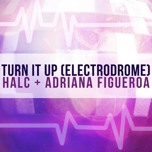 halc + Adriana Figueroa - Turn It Up (Mario Kart 8 Electrodrome Remix)