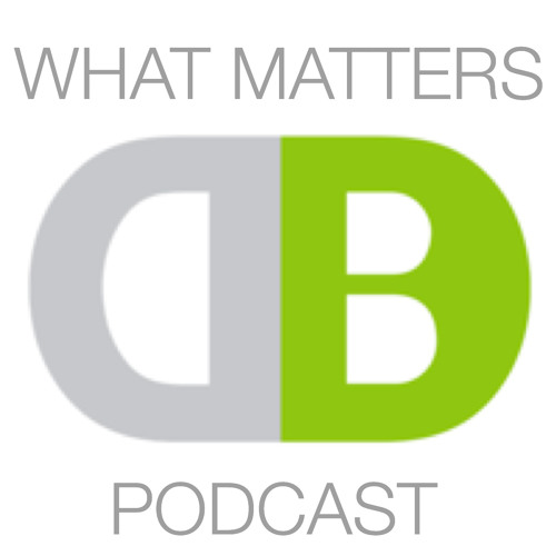 What Matters Podcast #3 - Journey Johnson On The Art Of Joyous Giving