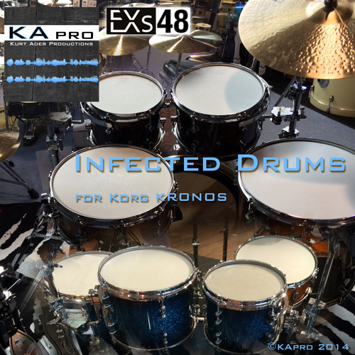 EXs48 Infected Drums