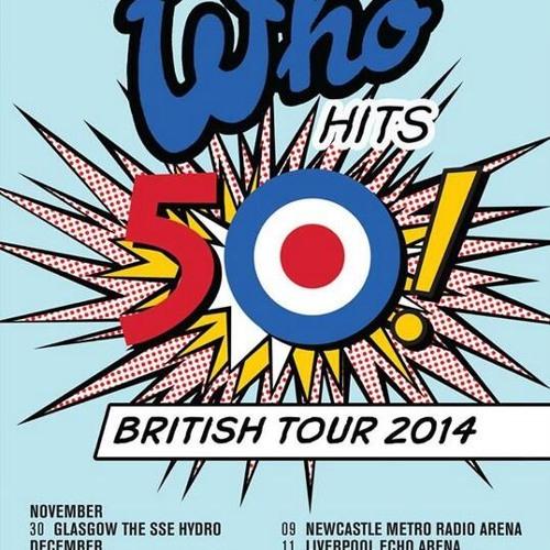 THE WHO Roger Daltrey & Pete Townshend Q&A Ronnie Scotts London 30/06/14