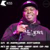 DJ EZ & Guests - MC Sparks Tribute Show - Kiss FM 260614