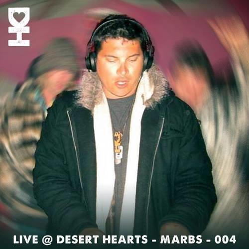 Live @ Desert Hearts - Marbs - 004