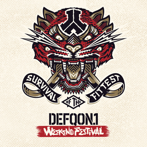 Wildstylez Live at Defqon 1 2014 The Gathering