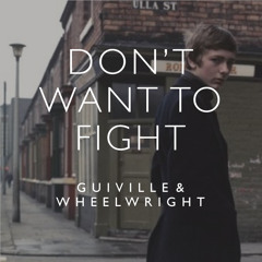 Don't Want To Fight feat. Wheelwright