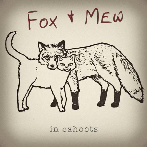 Fox & Mew - Yin Yang