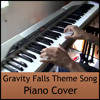 Gravity Falls Theme Song (Piano)