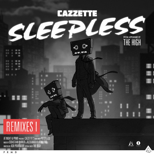 CAZZETTE - Sleepless ft. The High (Oliver Nelson Remix) [Thissongissick.com Premiere]