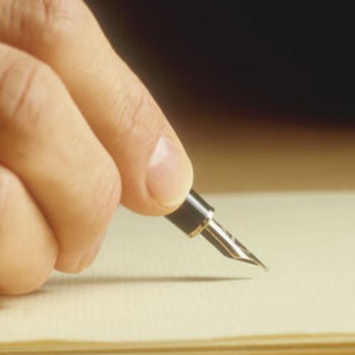 Poem - To A Writer (hindi)