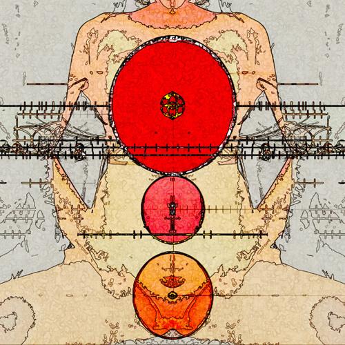 Spiral Hexagram 1403 #3
