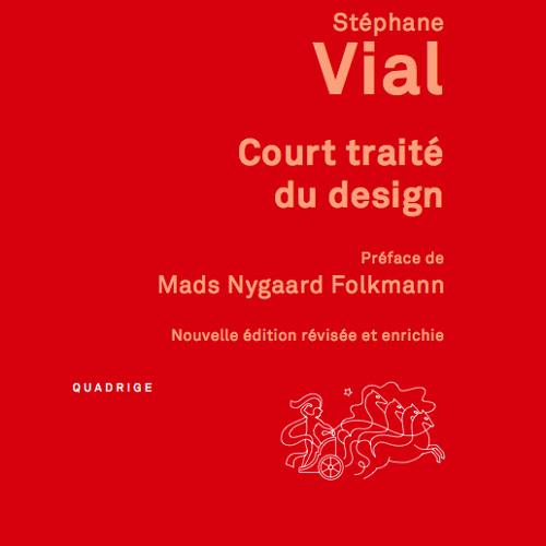 """Court traité du design / présentation sur France Culture dans """"Du jour au lendemain"""""""