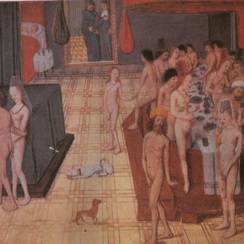 Radio Thésards / Que peut-on savoir des prostituées du Moyen-Âge ?