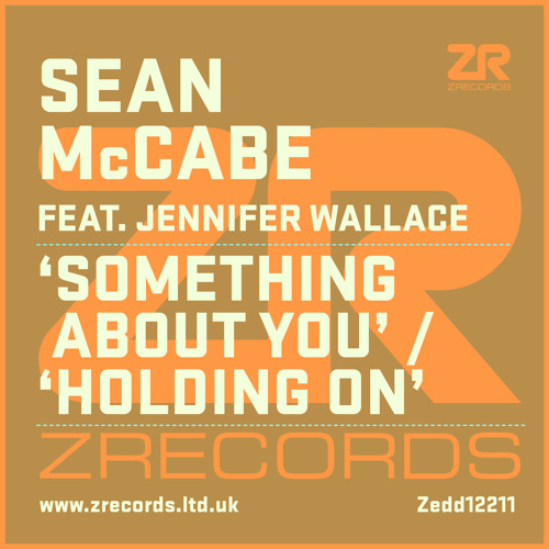 """Sean McCabe """"Something About You/Holding On"""" ZR"""
