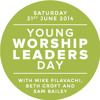 Young Worship Leaders Day 2014: How to Show Generosity in Today's Culture