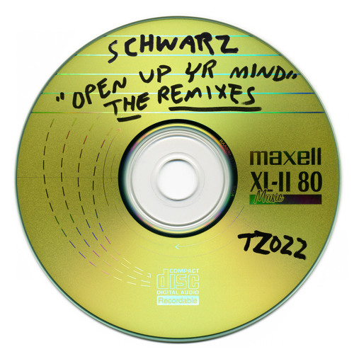 OPEN UP YR MIND-THE REMIXES