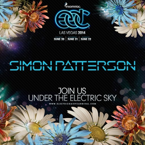 Simon Patterson - Live at EDC - Las Vegas - 20.06.2014