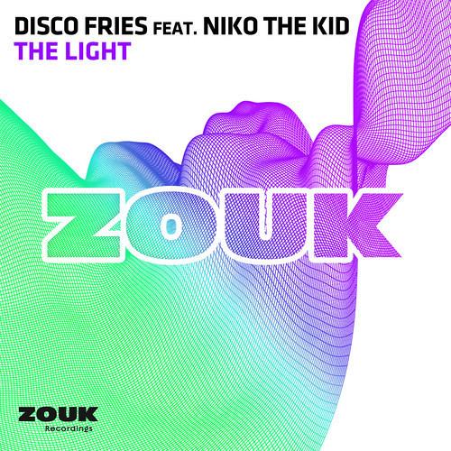 Disco Fries ft. Niko the Kid - The Light [Radio Edit]