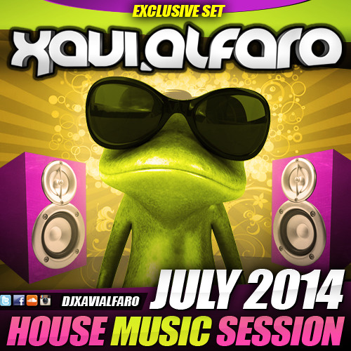 XAVI ALFARO SESSION 07-2014 JULY - FREE DOWNLOAD