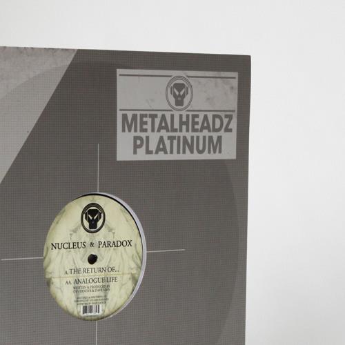 "Nucleus & Paradox - 'Analogue Life' - (Metalheadz Platinum 12"" 015)"
