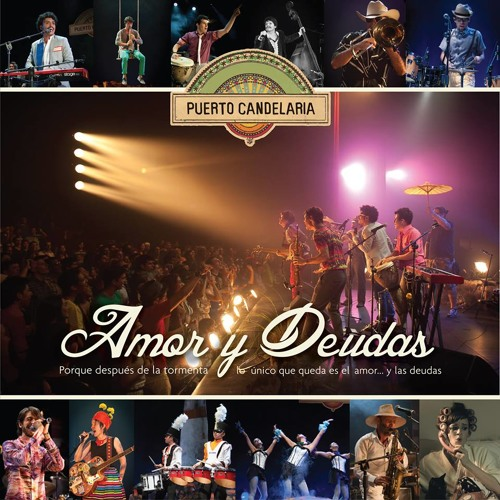 Puerto Candelaria - Bailando así