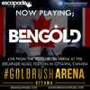 Ben Gold - Live @ #GOLDRUSH Arena, Escapade Music Festival, Ottawa, Canada 28 - 6-2014