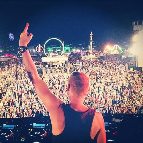 Coone @ EDC Las Vegas 2014 (Live from SiriusXM)