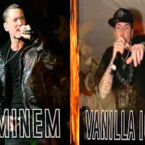 AK TUNES - EMINEM V/S VANILLA ICE {RAP BATTLE){DUBSTEP)