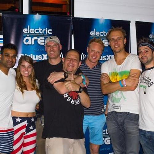 EDC Vegas 2014: Armin Explains How it Feels to be Made into a Wax Statue w/ Ben Harvey & Liquid Todd
