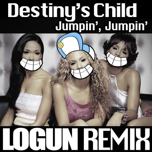 Destiny's Child - Jumpin' Jumpin' (Logun Remix) @Logunofficial