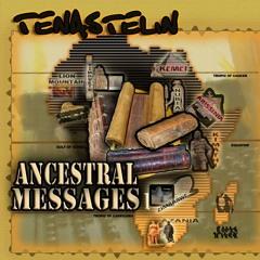 ANCESTRAL MESSAGES CD sampler