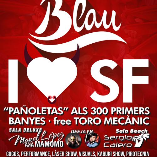 5 DE JULIOL - SANT FERMIN 2014 EN BLAU (Falca 2 FLAIX FM)