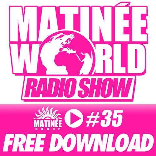 LEAUX - Open Your Eyes (Alex Acosta Supersound Remix) [featured on Matinee World Radio Show #35]