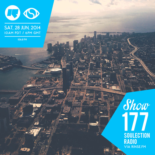 Soulection Radio Show #177 Ft. (Dpat + Sivey's Live Set)