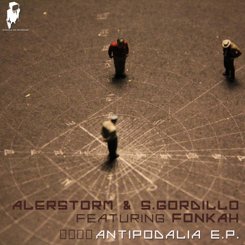 "Fonkah, Alerstorm & S.Gordillo ""Sky Full Of Ghosts"" [Antipodalia EP]"